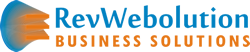 RevWebolution Business Solutions Logo